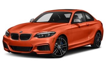 2019 BMW M240 - Sunset Orange Metallic