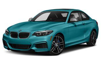 2020 BMW M240 - Long Beach Blue Metallic
