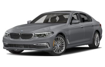 2019 BMW 530e - Bluestone Metallic