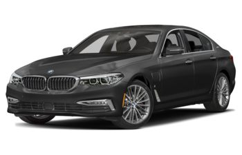 2019 BMW 530e - Dark Graphite Metallic