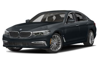 2019 BMW 530e - Carbon Black Metallic