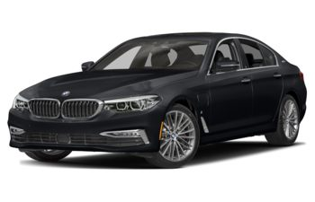 2019 BMW 530e - Azurite Black Metallic