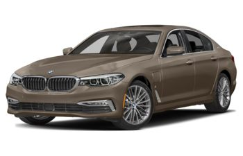2019 BMW 530e - Champagne Quartz Metallic
