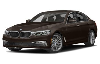 2019 BMW 530e - Almandine Brown Metallic