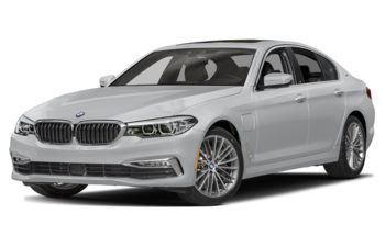 2019 BMW 530e - Rhodonite Silver Metallic