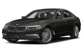 2019 BMW 530e - Frozen Dark Brown