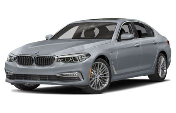 2019 BMW 530e - Pure Metal Silver