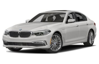 2019 BMW 530e - Brilliant White Metallic