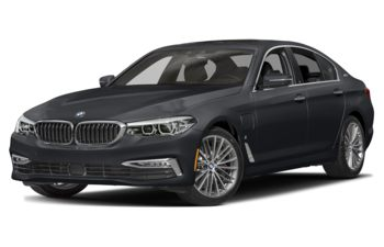 2019 BMW 530e - Frozen Arctic Grey