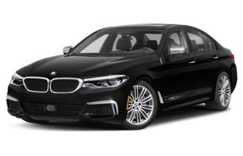 2019 BMW M550 - Black Sapphire Metallic