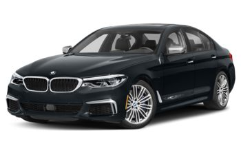 2019 BMW M550 - Carbon Black Metallic