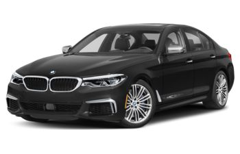 2019 BMW M550 - Dark Graphite Metallic