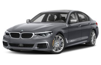 2019 BMW M550 - Bluestone Metallic