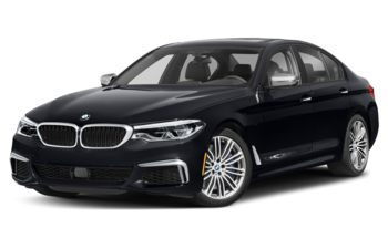 2020 BMW M550 - Azurite Black Metallic