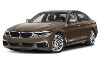 2019 BMW M550 - Champagne Quartz Metallic