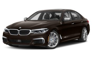 2019 BMW M550 - Almandine Brown Metallic