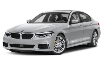 2020 BMW M550 - Rhodonite Silver Metallic