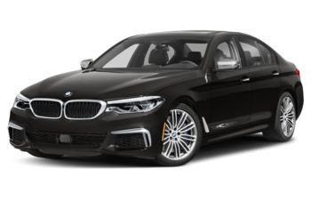 2019 BMW M550 - Frozen Dark Brown