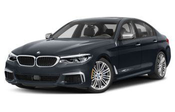 2019 BMW M550 - Frozen Arctic Grey