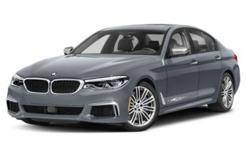 2020 BMW M550 - Pure Metal Silver