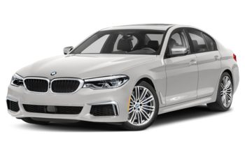 2020 BMW M550 - Brilliant White Metallic