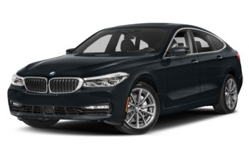 2019 BMW 640 Gran Turismo - Carbon Black Metallic
