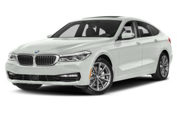 2018 BMW 640 Gran Turismo - Alpine White