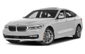 2018 BMW 640 Gran Turismo - Mineral White Metallic