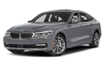 2019 BMW 640 Gran Turismo - Bluestone Metallic