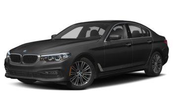 2018 BMW 540d - Black Sapphire Metallic