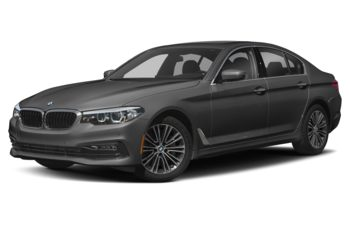 2018 BMW 540d - Dark Graphite Metallic