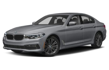 2018 BMW 540d - Bluestone Metallic