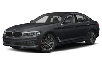 2018 BMW 540d - Azurite Black Metallic