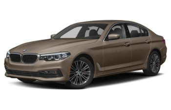 2018 BMW 540d - Champagne Quartz Metallic