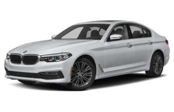 2018 BMW 540d - Rhodonite Silver Metallic