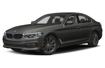 2018 BMW 540d - Frozen Dark Brown