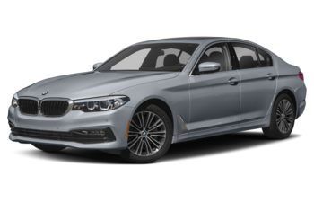 2018 BMW 540d - Pure Metal Silver
