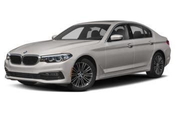 2018 BMW 540d - Frozen Cashmere Silver