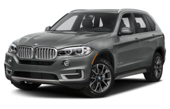 2018 BMW X5 - Space Grey Metallic