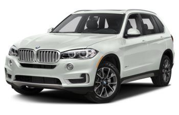 2018 BMW X5 - Alpine White