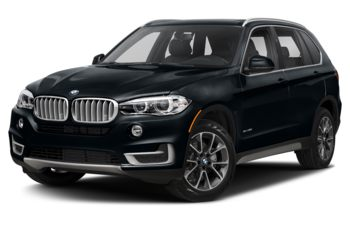 2018 BMW X5 - Carbon Black Metallic