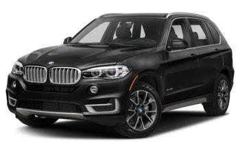 2018 BMW X5 - Black Sapphire Metallic
