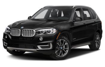 2018 BMW X5 - Jet Black