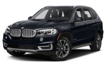 2018 BMW X5 - Imperial Blue Metallic
