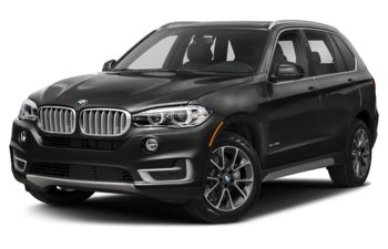 2018 BMW X5 - Dark Graphite Metallic