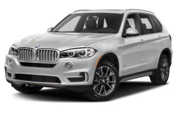 2018 BMW X5 - Mineral White Metallic