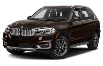 2018 BMW X5 - Sparkling Brown Metallic