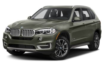 2018 BMW X5 - Atlas Cedar Metallic