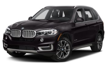 2018 BMW X5 - Ruby Black Metallic