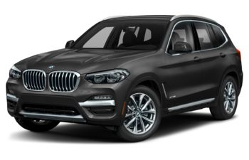 2021 BMW X3 - Dark Graphite Metallic